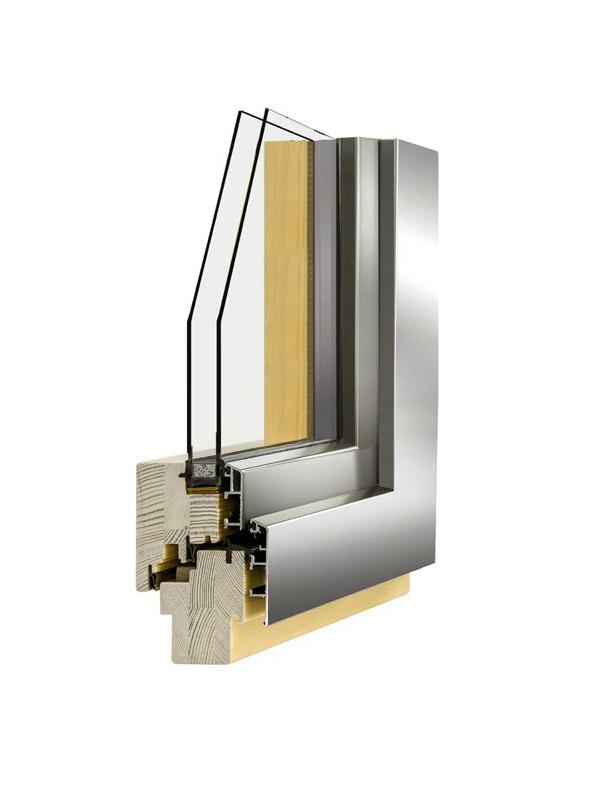 fenêtre Bois-Aluminium sur mesure